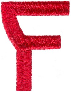 Arts & Crafts Alphabet - F