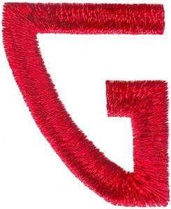 Arts & Crafts Alphabet - G
