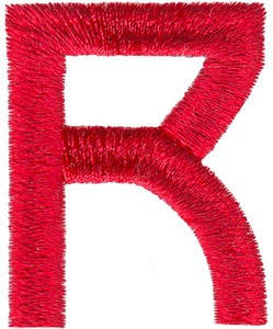 Arts & Crafts Alphabet  - R