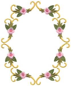 Victorian Florals 3