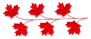 Maple Leaf Chain