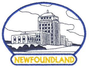 Newfoundland Legislative Building