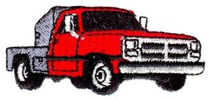 Oil Service Truck