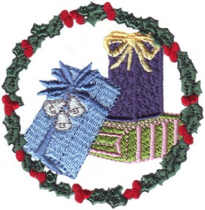 Holly Wreath Gifts