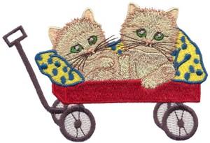 Wagon Kittens