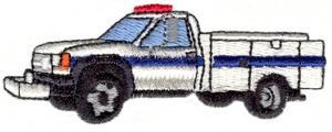 Police Emergency Truck