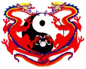 Yin Yang Serpents