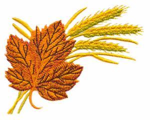 Leaves & Wheat #2