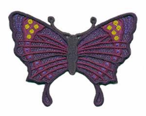FSL - 3-D Butterfly