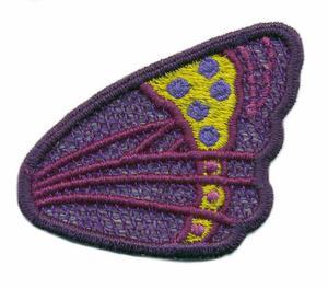 FSL - 3-D Butterfly Top Wing