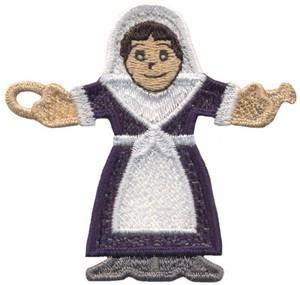 FSL - String Along Pilgrim Girl
