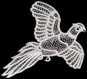 FSL - Italian Lace Flying Pheasant (freestanding)