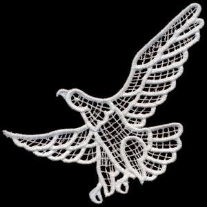 FSL - Italian Lace Flying Eagle (freestanding)