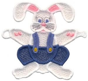 FSL - String Along Boy Bunny