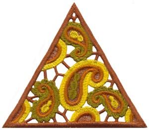 FSL - Paisley Pattern (freestanding)