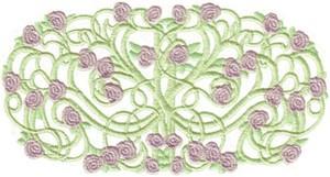 Briar Rose Oval