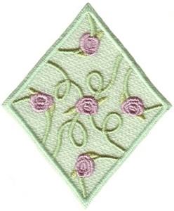 FSL - Briar Rose Diamond #2 w/border (Freestanding)