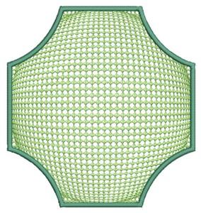 Octagon (Square Hoop)