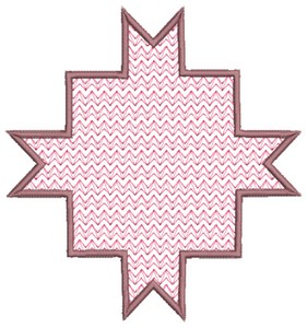 Box Star (Square Hoop)