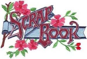 Victorian Scrapbook Cover
