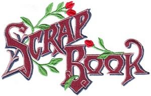 Victorian Scrapbook Banner