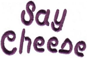 Photo Album Sayings ( Say Cheese )