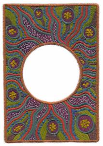 Rectangle Dot Art