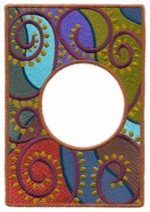 Rectangle Dot Art  #2