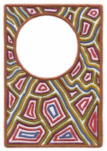Rectangle Dot Art  #3