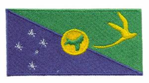 Australian  Christmas Island Flag