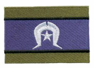 Australian Torres Strait Islander Flag