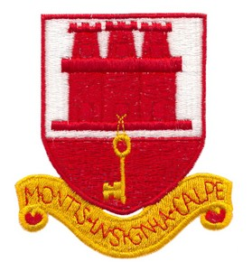 Gibraltor Coat of Arms