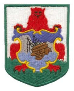 Bermuda Coat of Arms ( Large )