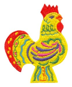 Rooster ( Dala )