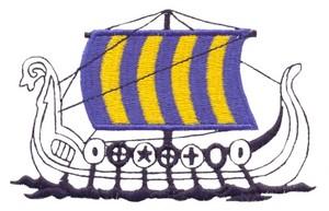 Viking Ship #4