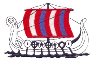 Viking Ship #5