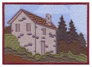 Stone House Scene