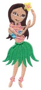 Hula Girl (dancing)
