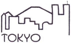 Skylines ( Tokyo )