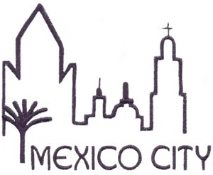Skylines ( Mexico City )