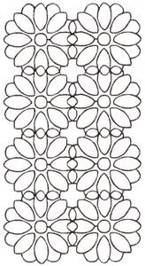 Blossom - Sashiko Style