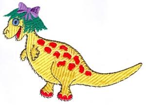 Dinosaur Gal