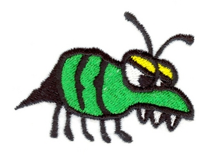 Kids Art Insect
