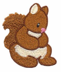Cuddly Squirrel