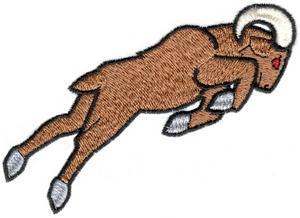 Head Butting Ram