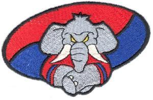 Cross Elephant