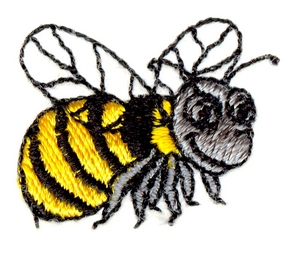 Standing Bee (Smaller)