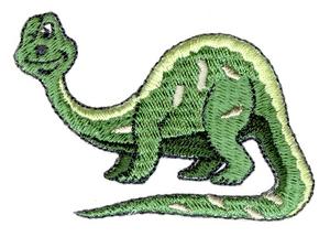 Winking Dino