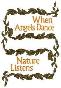 When Angels Dance (MacroHoop)