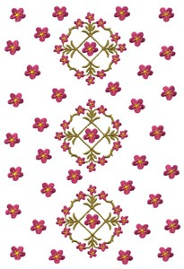 Floral Wallpaper (MacroHoop)